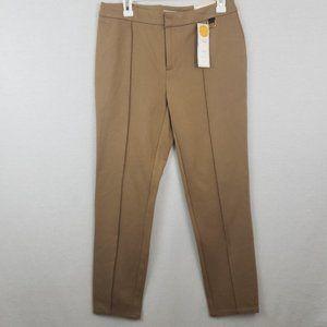 Charter Club Slim Leg Classic Fit Pants